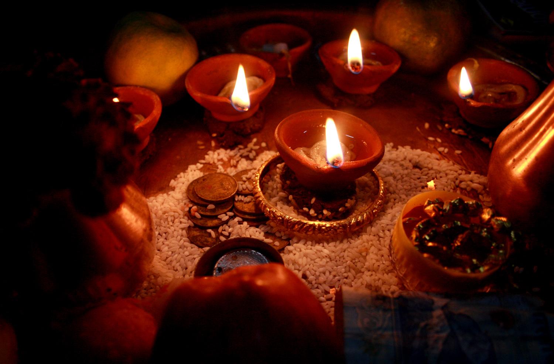 Chiraag Deepam Chiraath Light !