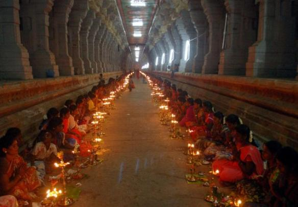 News-The Hindu- Pooja -Rameshwaram