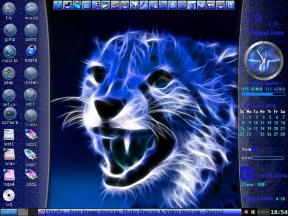 1PuppyLinuxDesktop3